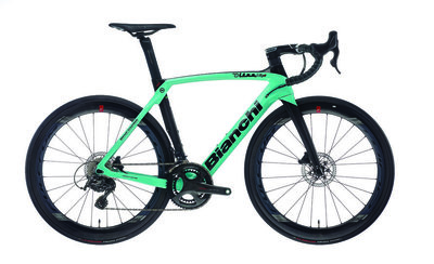 Bianchi Oltre XR4 Disc Campagnolo Super Record 12speed
