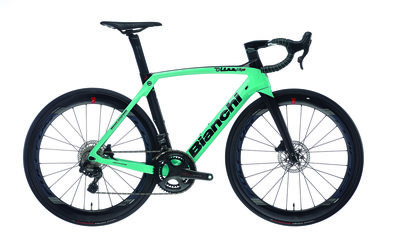 Bianchi Oltre XR4 Disc Campagnolo Super Record EPS 12speed