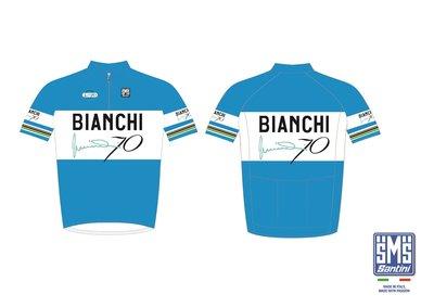 Bianchi Gimondi 70 Limted edition shirt
