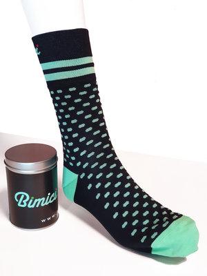 Bimici Drops Sokken in presentatie blik