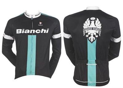 Bianchi Reparto Corse Shirt Lange mouw