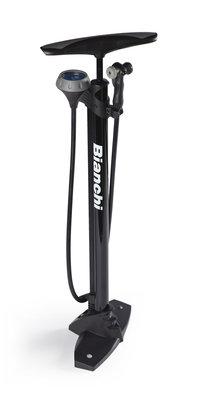 Bianchi hogedruk vloerpomp staal zwart