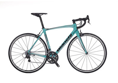 Bianchi Intenso  - Veloce 10sp Compact *actie 55cm