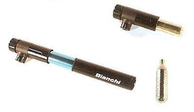 Bianchi mini co2 pomp gecombineerd