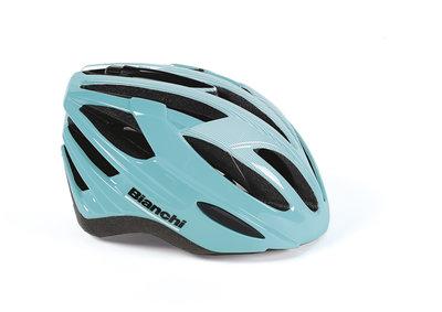 Bianchi helm neon