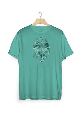 Bianchi Lifestyle T-Shirt Diamonds Celeste