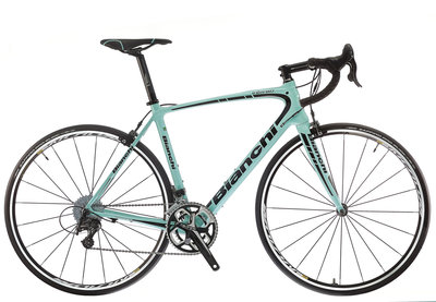 Bianchi Intenso  - Centaur 10sp Compact
