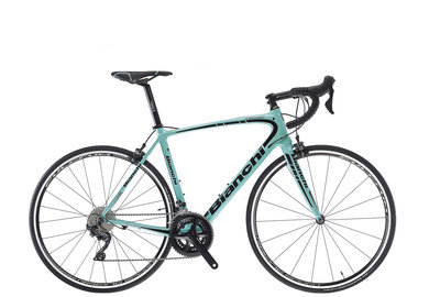 Bianchi Intenso - Ultegra 11sp compact