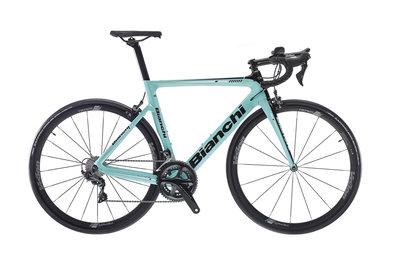 Bianchi Aria - Ultegra 11sp Compact Triathlon versie