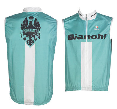 Bianchi Reparto Corse Windbody maat L