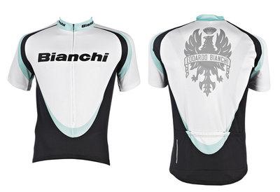 Bianchi Sport Shirt korte mouw 3XL