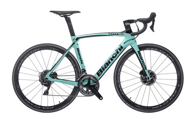 Bianchi Oltre XR4 Disc Shimano Dura Ace 11sp