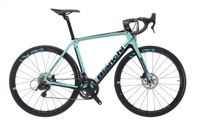 Bianchi Infinito CV Disc - Super Record 12sp