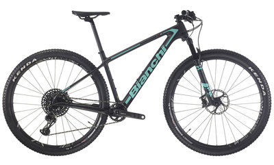 Bianchi Methanol CV RS 9.3 X01 Eagle 1x12sp