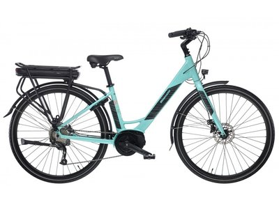 Bianchi Long Island City Ebike Middenmotor 80nm