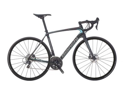 Bianchi Infinito CV - Ultegra Mix 11sp Compact Disc *actie 57cm