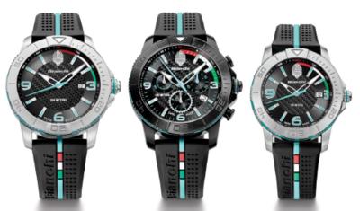 Bianchi Horloge Timepiece 43mm Chrono