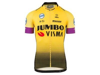 Shirt kort mouw Jumbo-Visman maat M