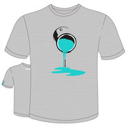 Bianchi T-Shirt Tin Grey